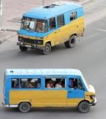Transport pour 25 personnes